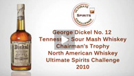 George Dickel No. 12 Tennessee Sour Mash Whiskey