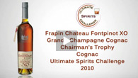 Frapin Chateau Frontpinot XO Grande Champagne Cognac