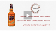 Dewar's 18 Years Old Blended Scotch Whisky