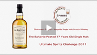 The Balvenie Peated Cask